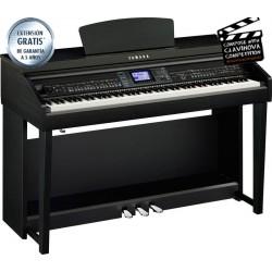 YAMAHA CVP601 B PIANO DIGITAL CLAVINOVA NEGRO