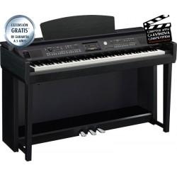 YAMAHA CVP605 B PIANO DIGITAL CLAVINOVA NEGRO