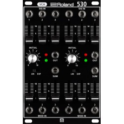 ROLAND SYSTEM-500 530 SINTETIZADOR MODULAR DUAL VCA