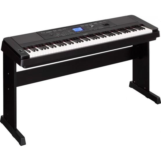YAMAHA DGX660 B PIANO DIGITAL NEGRO