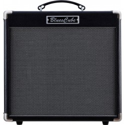ROLAND BLUES CUBE HOT BLK AMPLIFICADOR GUITARRA NEGRO