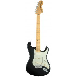 FENDER STRATOCASTER THE EDGE MN GUITARRA ELECTRICA NEGRA