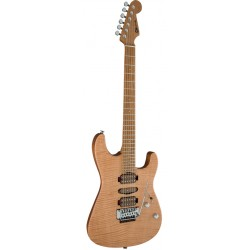 CHARVEL GUTHRIE GOVAN SIGNATURE FLAME MAPLE MN GUITARRA ELECTRICA NATURAL