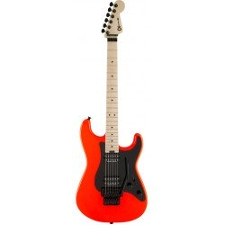 CHARVEL PRO MOD SOCAL FR MN GUITARRA ELECTRICA ROCKET RED
