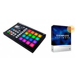 NATIVE INSTRUMENTS -PACK- MASCHINE MIKRO MKII + KOMPLETE10 ULTIMATE CROSSGRADE