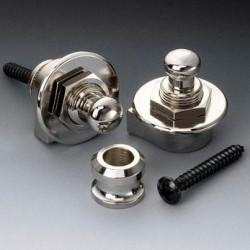 SCHALLER AP0681001 STRAP LOCK SYSTEM (2) NICKEL PULL TO RELEASE