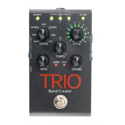 DIGITECH TRIO BAND CREATOR PEDAL GUITARRA