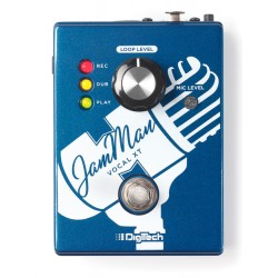 DIGITECH JAMMAN VOCAL XT PEDAL LOOPER PARA VOZ