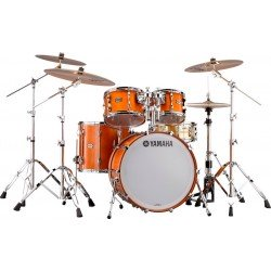 YAMAHA -PACK2- RECORDING CUSTOM RW RAS1465 BATERIA ACUSTICA REAL WOOD