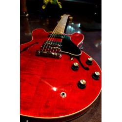 MAYBACH CAPITOL 59 GUITARRA ELECTRICA CHERRY NEW LOOK