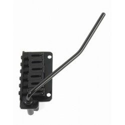 GOTOH SB5360003 1055 FULCRUM TREMOLO, POP-IN ARM, STEEL SADDLES, BLACK, 2-1/16 STRING SPACIN. OUTLET