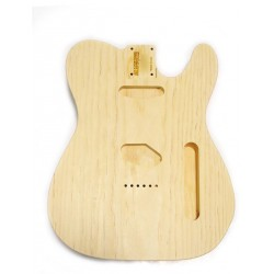ALL PARTS TBOPN REPLACEMENT BODY FOR TELE, SUGAR PINE, TRADITIONAL ROUTING, NO FINISH