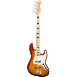 FENDER AMERICAN ELITE JAZZ BASS ASH MN BAJO ELECTRICO TOBACCO SUNBURST