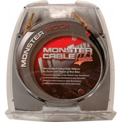 MONSTER MROCK12 ROCK CABLE INSTRUMENTO ROCK 3.65 METROS