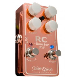 XOTIC RC BOOSTER SCOTT HENDERSON COOPER PEDAL BOOST
