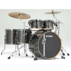 TAMA MK62HZBNS MGD SUPERSTAR HYPERDRIVE BATERIA ACUSTICA MIDNIGHT GOLD SPARKLE. OUTLET