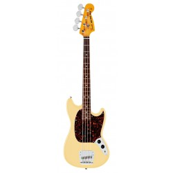 FENDER MUSTANG BASS RW BAJO ELECTRICO VINTAGE WHITE