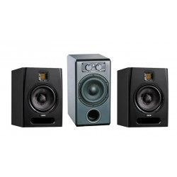 ADAM -PACK- 2 MONITORES ADAM F7 + SUBWOOFER ADAM SUB7