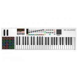 M AUDIO CODE49 TECLADO CONTROLADOR USB MIDI. OUTLET