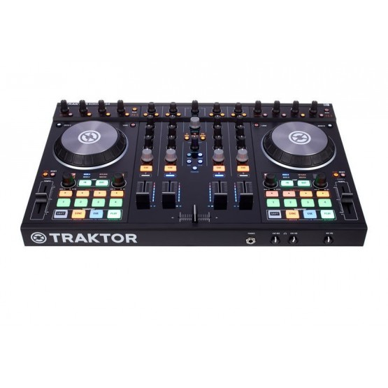 NATIVE INSTRUMENTS TRAKTOR KONTROL S4 MKII CONTROLADOR DJ