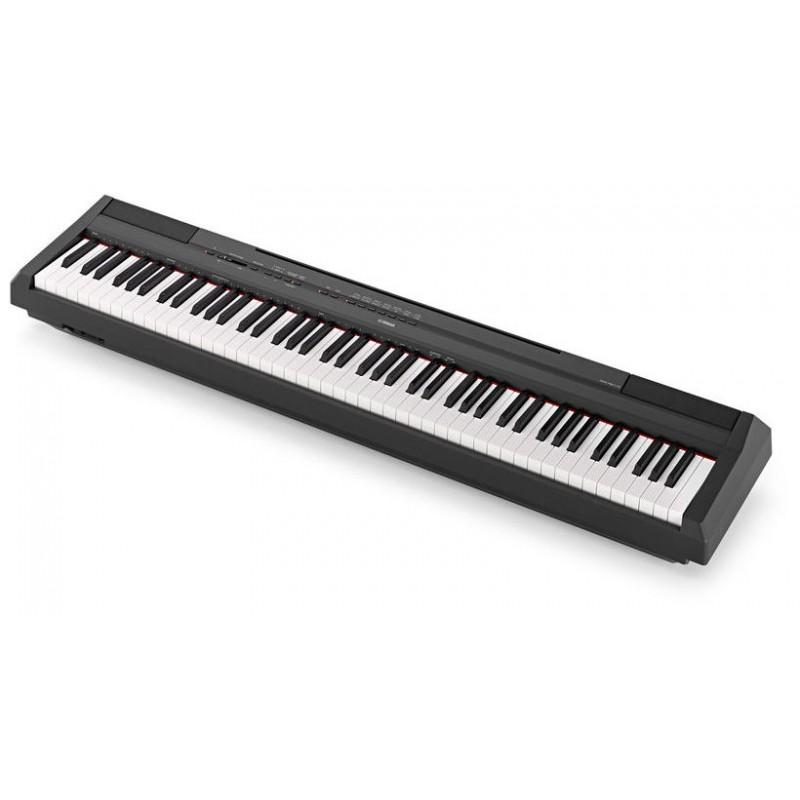 comprar yamaha p115 b piano digital portatil negro precios tienda online. Black Bedroom Furniture Sets. Home Design Ideas