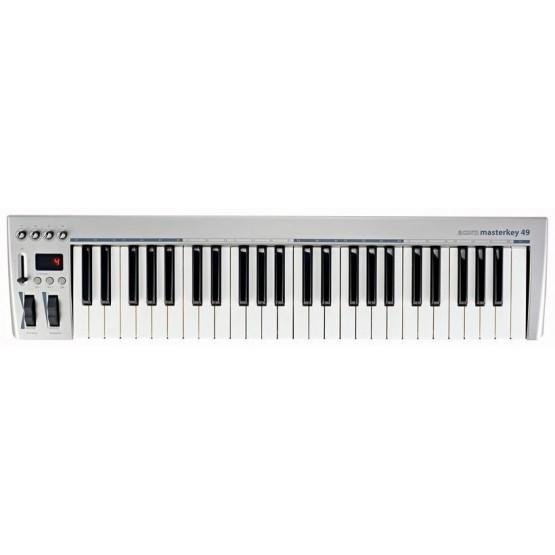 NEKTAR ACORN MASTERKEY 49 TECLADO CONTROLADOR MIDI USB 49 TECLAS