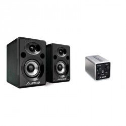 ALESIS -PACK- ELEVATE5 MONITORES DE ESTUDIO + ROLAND UA11 DUO INTERFAZ DE AUDIO Y CABLE