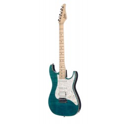 SUHR STANDARD PRO BB MN GUITARRA ELECTRICA BAHAMA BLUE