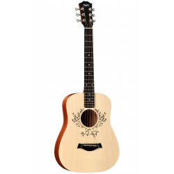 TAYLOR TSBT LEFTY TAYLOR SWIFT SIGNATURE GUITARRA ACUSTICA BABY ZURDOS