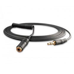 RODE VC1 EXTENSION DE CABLE ESTEREO MINIJACK 3.5 MM