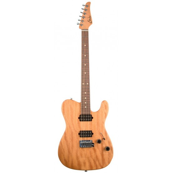 SUHR MODERN T SATIN NATURAL GOTOH 510 GUITARRA ELECTRICA