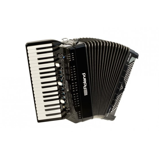 ROLAND FR4X BK V ACCORDION ACORDEON DIGITAL NEGRO. NOVEDAD