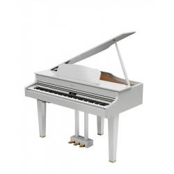 ROLAND GP607 PW PIANO DIGITAL BLANCO PULIDO. NOVEDAD