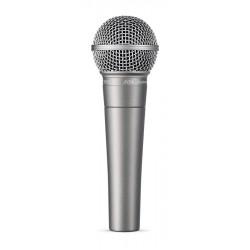 SHURE SM58 50 ANIVERSARIO MICROFONO VOCAL UNIDIRECCIONAL. NOVEDAD
