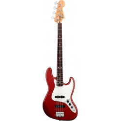 FENDER STANDARD JAZZ BASS RW BAJO ELECTRICO CANDY APPLE RED