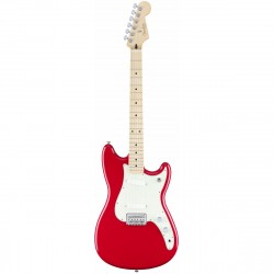 FENDER DUO SONIC MN GUITARRA ELECTRICA TORINO RED. NOVEDAD