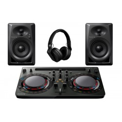 PIONEER DJ STARTER PACK WEGO4 K + DM40 + HDJ700K. NOVEDAD