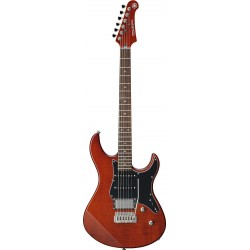 YAMAHA PACIFICA 612VII FM RTB GUITARRA ELECTRICA ROOT BEER. NOVEDAD