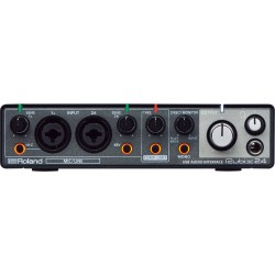 ROLAND RUBIX 24 INTERFACE DE AUDIO. NOVEDAD