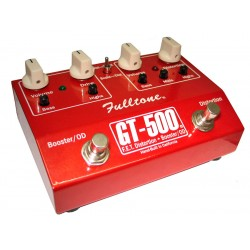 FULLTONE GT500 PEDAL OVERDRIVE DISTORSION