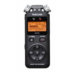 TASCAM DR05 V2 GRABADOR PORTATIL