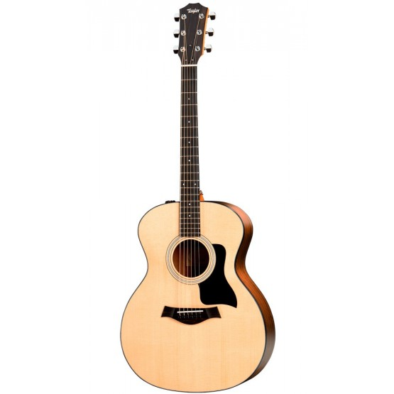 TAYLOR 114E WALNUT SITKA GUITARRA ELECTROACUSTICA GRAND AUDITORIUM