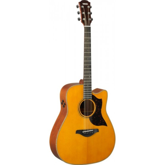 YAMAHA A3M ARE VN GUITARRA ELECTROACUSTICA DREADNOUGHT VINTAGE NATURAL. NOVEDAD