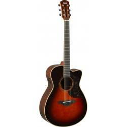 YAMAHA AC3R ARE TBS GUITARRA ELECTROACUSTICA CONCIERTO TOBACCO BROWN SUNBURST. NOVEDAD