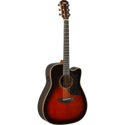 YAMAHA A3R ARE TBS GUITARRA ELECTROACUSTICA DREADNOUGHT TOBACCO BROWN SUNBURST. NOVEDAD
