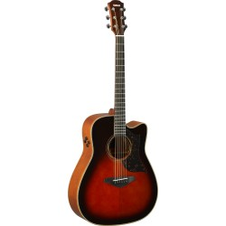 YAMAHA A3M ARE TBS GUITARRA ELECTROACUSTICA DREADNOUGHT TOBACCO BROWN SUNBURST. NOVEDAD
