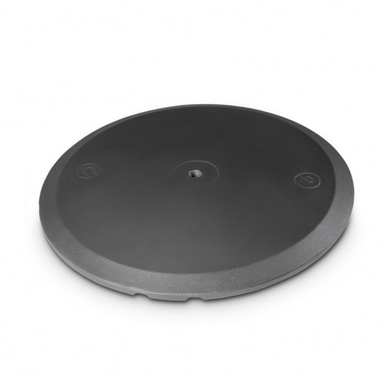 comprar gravity wb123b base redonda para mastil m20 precios tienda online. Black Bedroom Furniture Sets. Home Design Ideas