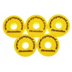 CYMPAD CS40/15-Y OPTIMIZER CHROMATICS SET 5 FIELTROS AMARILLOS