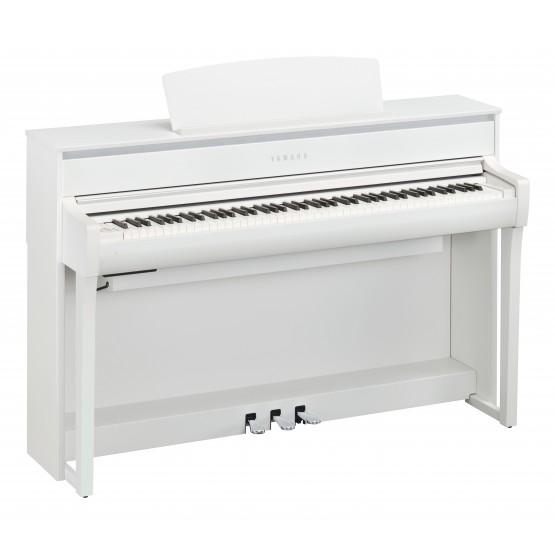 YAMAHA CLP675 WH PIANO DIGITAL CLAVINOVA BLANCO