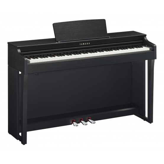 YAMAHA CLP625 B PIANO DIGITAL CLAVINOVA NEGRO